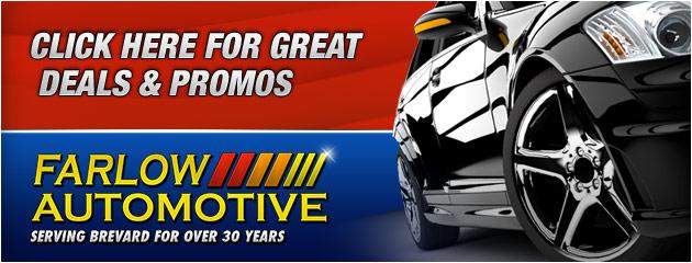 Farlow Automotive Savings