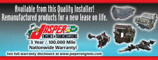 Jasper Engine Transmissions