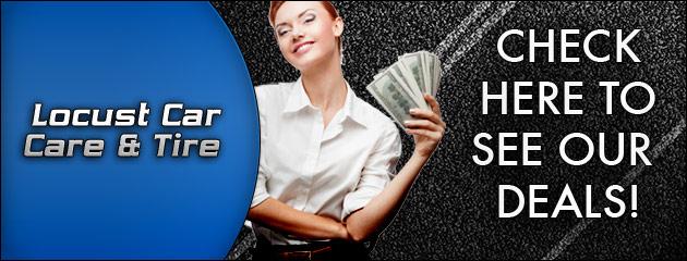Locust Car Care & Tire Savings