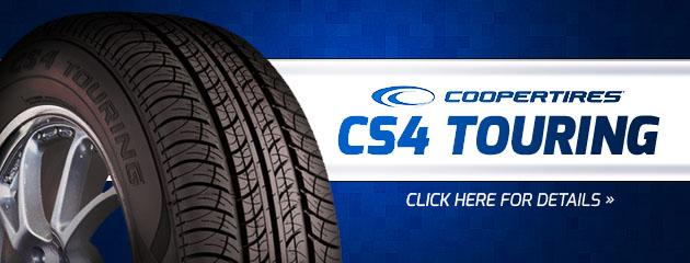 Cooper CS4 Tires