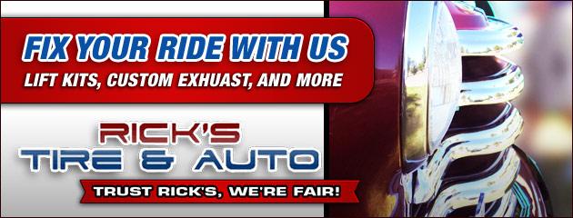 Ricks Tire & Auto