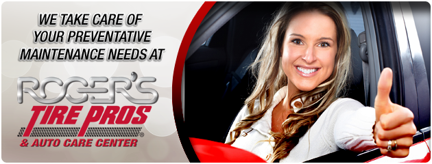 Rogers Tire Pros & Auto Care Center Preventative Maintenance