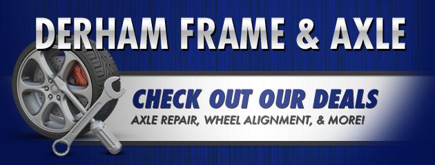 Derham Frame Savings