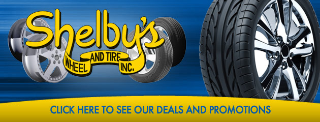 Shelbys Wheel and Tire Savings