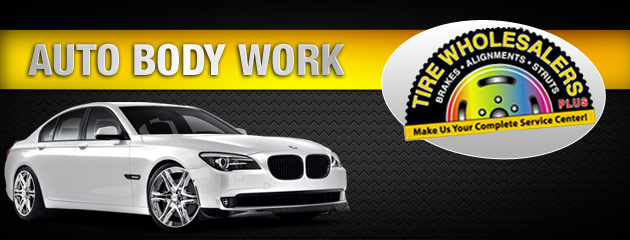 Auto Body Work