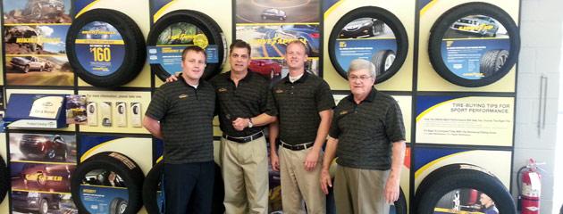 Palumbo Car Care Inc Staff3