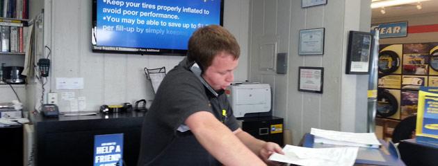Palumbo Car Care Inc Staff2