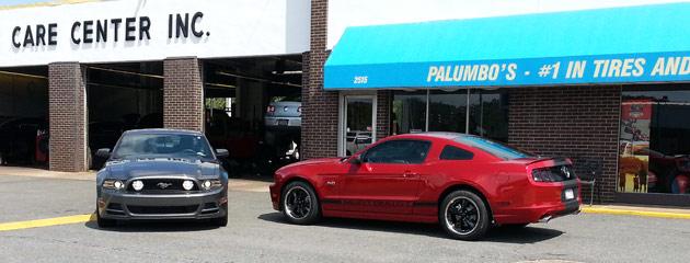 Palumbo Car Care Inc Location3