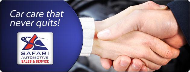 Safari Automotive Sales and Service