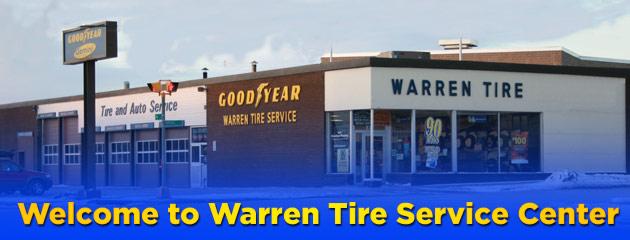 Warrent Tire Service Center