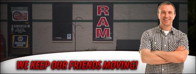 RAM Auto Repair & Tires