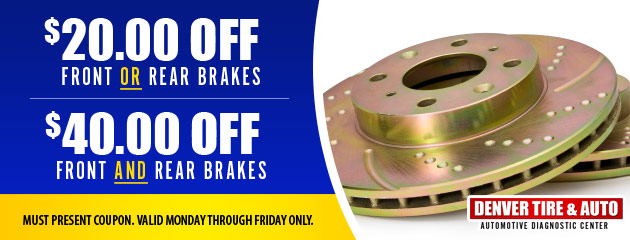 20 Off Brakes