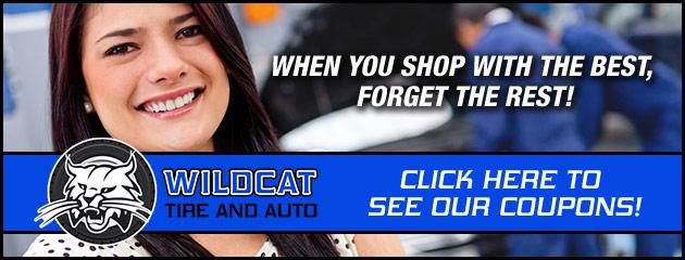 Wildcat Tire and Auto Savings