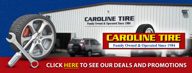 Caroline Tire Savings
