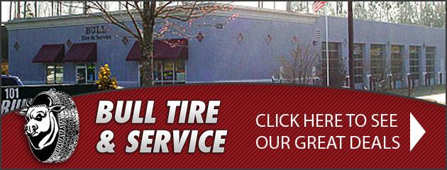 Bull Tire & Service Savings