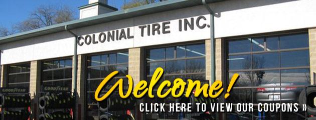 Colonial Tire Inc Savings