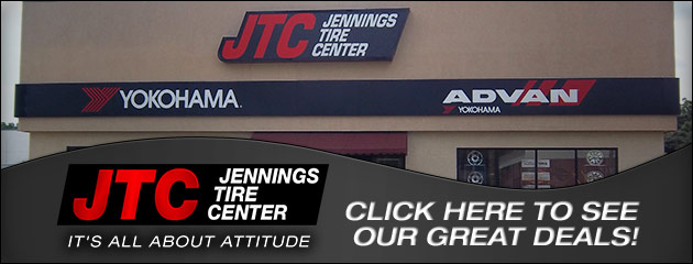 Jennings Tire Center Savings
