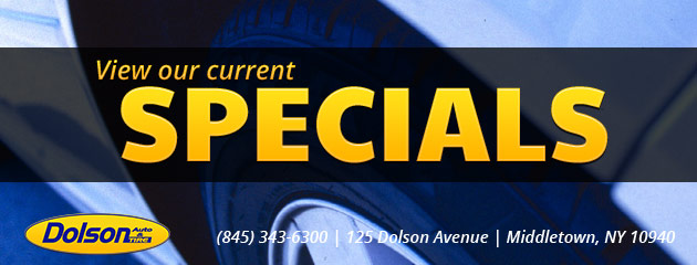 Dolson Auto & Tire Savings
