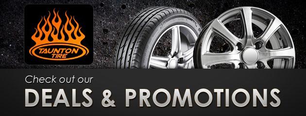 Taunton Tire Savings