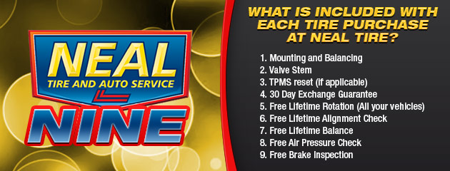 Neal Tire and Auto Service