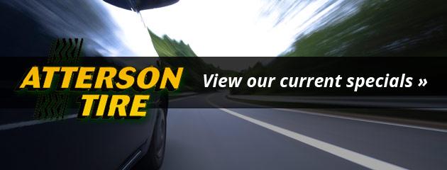 Atterson Tire Savings