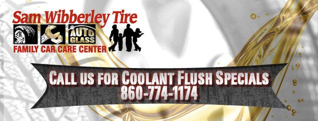 Coolant Flush Specials