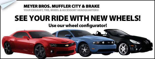 Wheel Configurator
