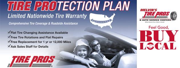 Tire Pros Protection Plan