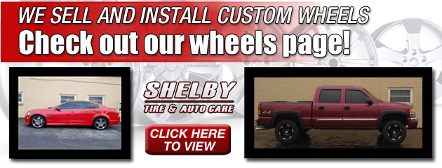 Wheels Slider