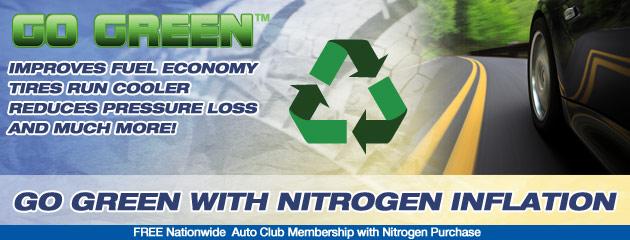 Nitrogen Inflation