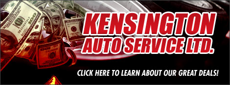 Kensington Auto Service LTD Savings