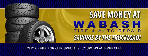 Wabash Tire & Auto Repair