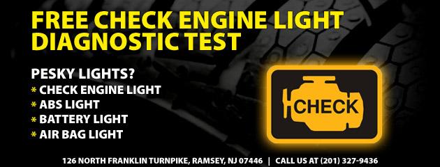 FREE Check Engine Light Diagnostic