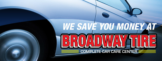 Broadway Tire Complete Car Care Center