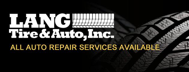 auto repair slider