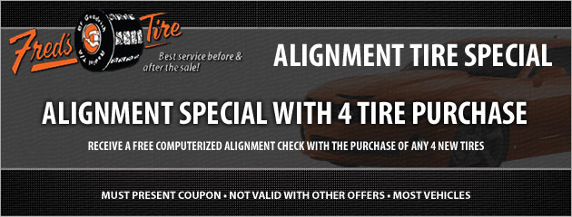 Alignment Tire Special