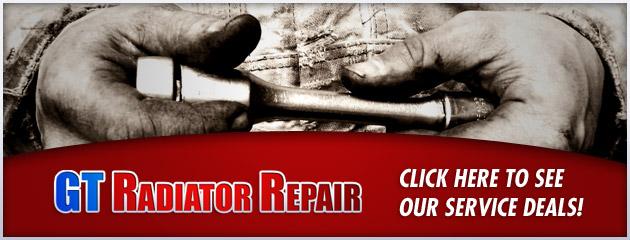 GT Radiator Repair