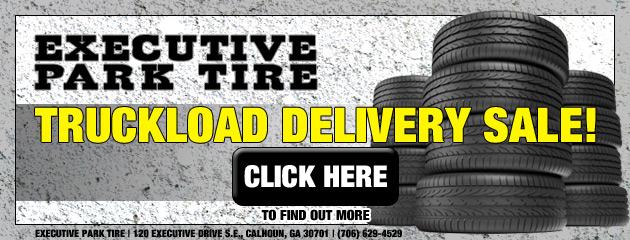 Truck Load Delivery Sale Slider