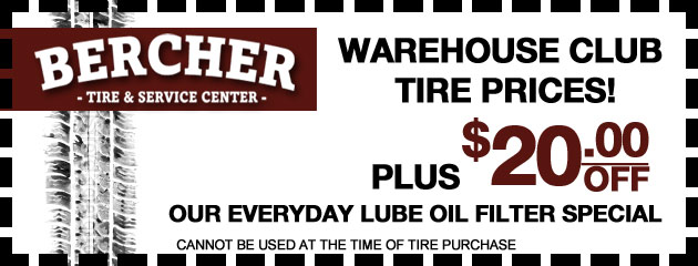 Warehouse club tire prices