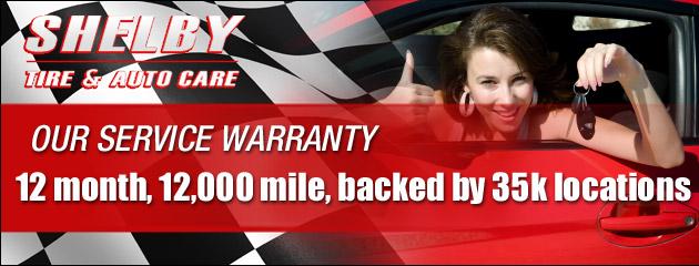 Warranty Slider