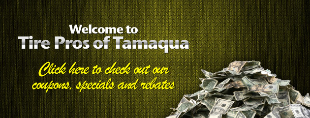Tire Pros Tamaqua - Home