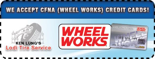 CFNA Wheel Works Credit Card