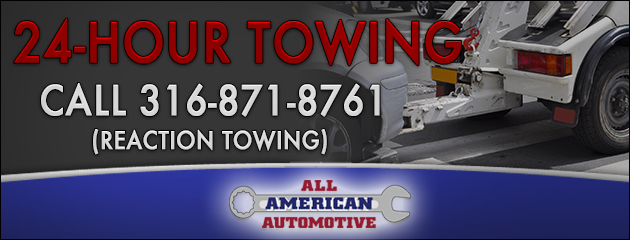 24-HR Towing
