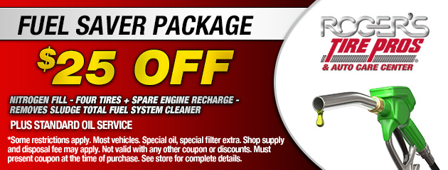 Fuel Saver Package