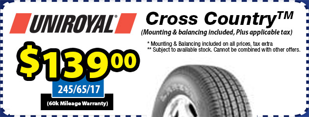 Uniroyal Cross Country