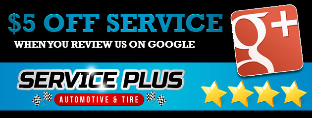 $5 Off Service with Google Review