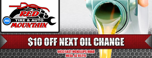 $10 OFF Oil Change