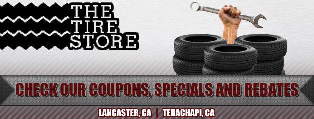 The Tire Store Savings