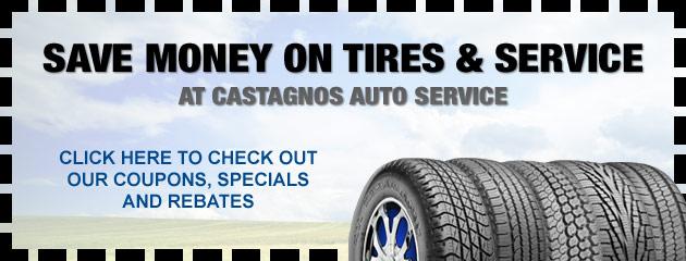 Castagnos Auto Service Savings