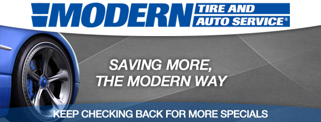 Modern Tire_Coupon Specials